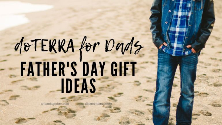doterra dads fathers day gift